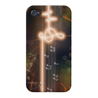Music at Heart iPhone 4/4S Case