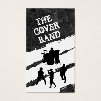 Music Band Contact Cards