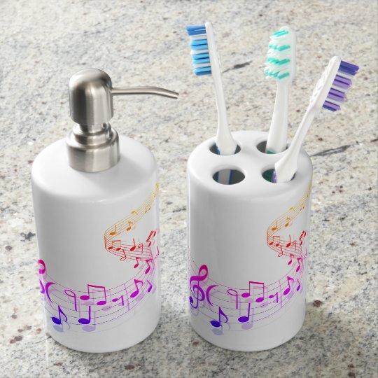 Music Bathroom Acc. Soap Dispensers