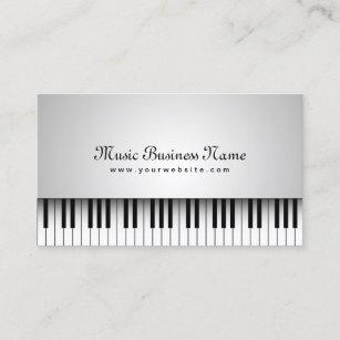 Piano Business Cards Profile Cards Zazzle Ca