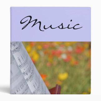 Music Binder