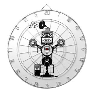 Music Bot Dartboard