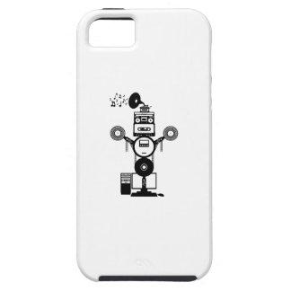 Music Bot iPhone 5 Case