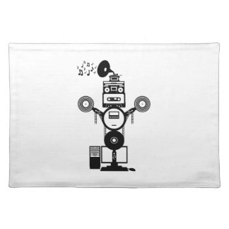 Music Bot Placemat