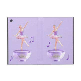 Music Box Ballerina Customizable Cover For iPad Mini