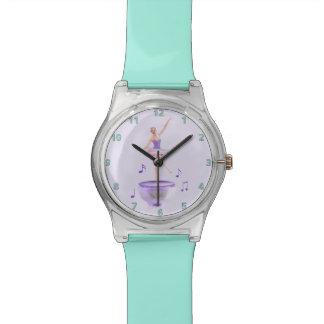 Music Box Ballerina Wristwatch