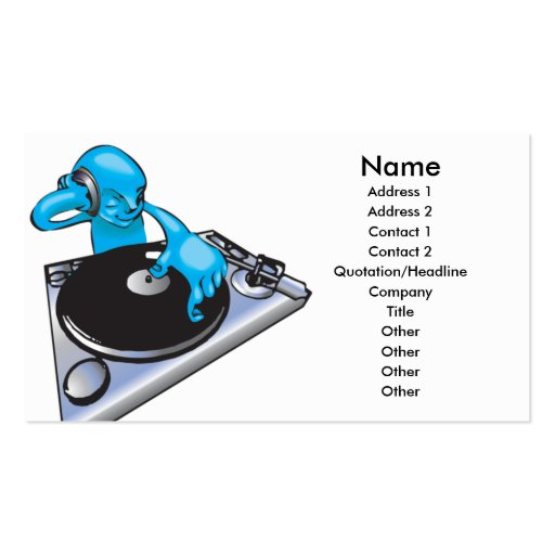 Music business card background zazzle for Music business card background
