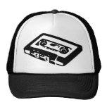 Music Cassette Design Hat