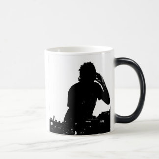 Music celebrations 11 oz magic heat Color-Changing coffee mug