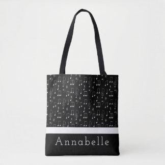 Music Chique Tote Bag