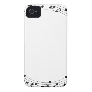 Music Circle Case-Mate iPhone 4 Case