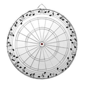 Music Circle Dartboard