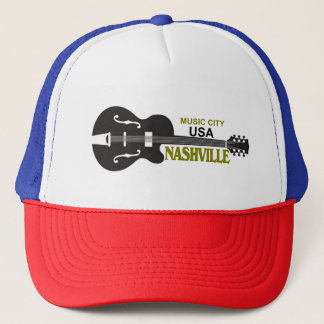Music City USA Trucker Hat