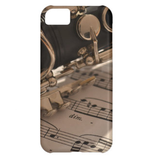 Music Clarinets Musical Notes Destiny Dance Fun Cover For iPhone 5C