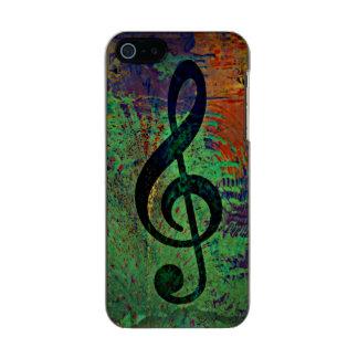 Music Clef Musically Incipio Feather® Shine iPhone 5 Case