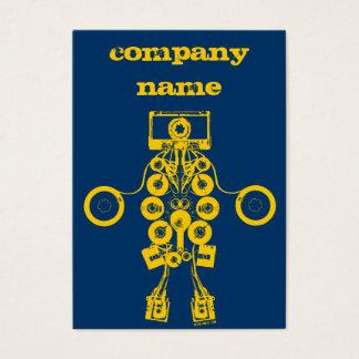 Music Company Profile Card