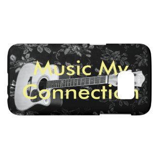Music Connection Customize Product Samsung Galaxy S7 Case