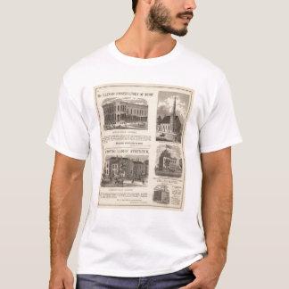 Music Conservatory, school, church T-Shirt
