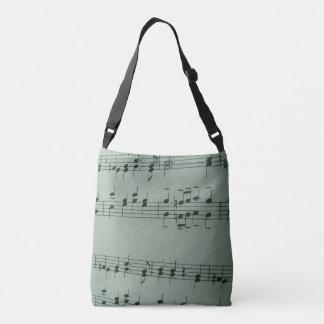 Music Crossbody Bag