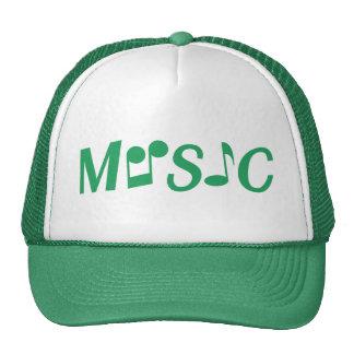 MUSIC custom hats