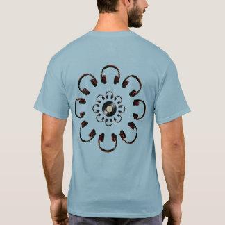 music d.j. headphones stylish T-Shirt