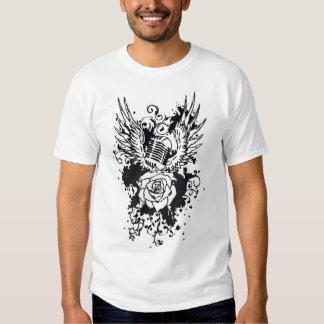 Music design t-shirt