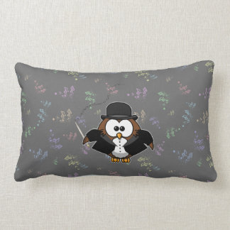 music director lumbar pillow