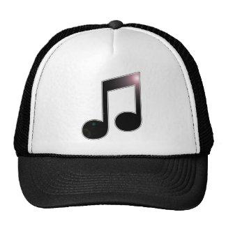 Music Eighth Note Trucker Hat