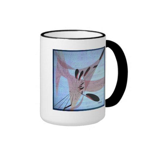 "Music- ""Electronic Mash"" Coffee Mug"