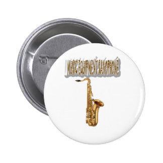 Music Equipment Saxophone Button