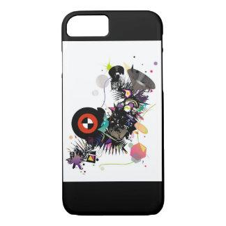 Music Explosion Iphone Case