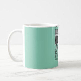 Music Feelings Coffee Mug