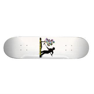 Music Flow Gardener Skateboard Decks