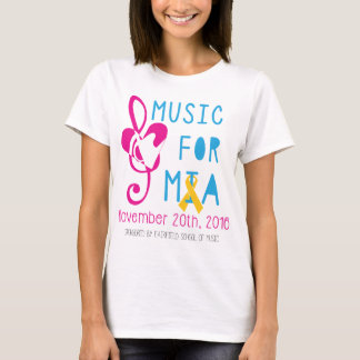 Music for Mia T-Shirt