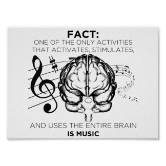 Music for the Mind Poster