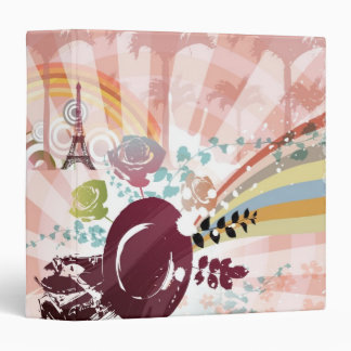 Music from Vintage Gramophone Binders