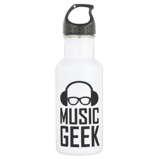 Music Geek 532 Ml Water Bottle