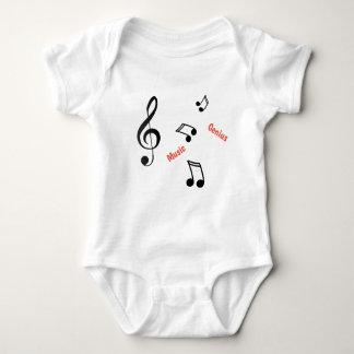 Music Genius Musical Notes Baby / Toddler Top