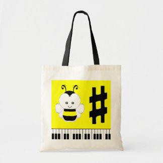 music gift bag