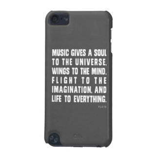 Music Gives iPod Touch (5th Generation) Case