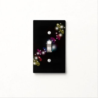 Music Glow Light Switch Cover