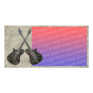 Music Guitar Photocard Photo Cards