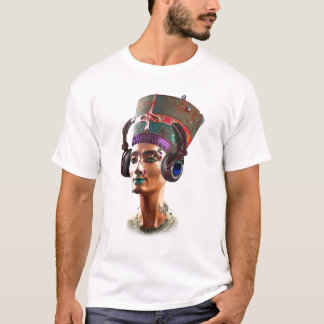 Music has no boundaries, Nefertiti T-Shirt
