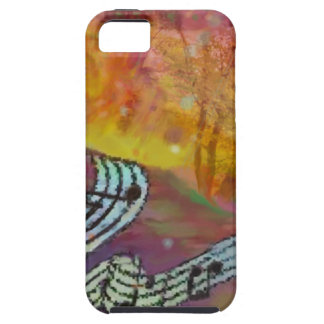 Music have strange connection to nature. iPhone 5 covers
