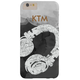 music Headphone Barely There iPhone 6 Plus Case