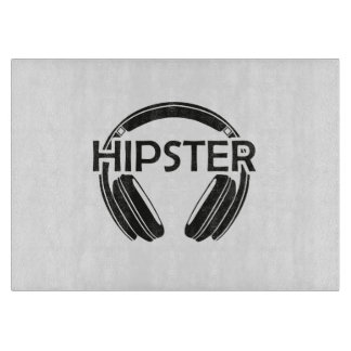 Music Headphones Hipster Boards
