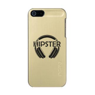 Music Headphones Hipster Incipio Feather® Shine iPhone 5 Case