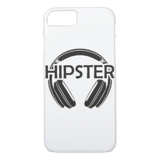 Music Headphones Hipster iPhone 8/7 Case