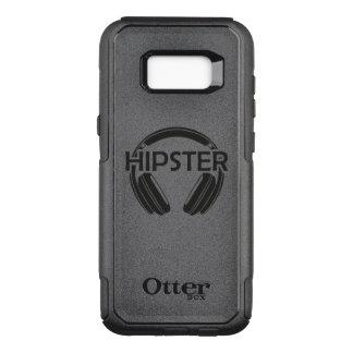Music Headphones Hipster OtterBox Commuter Samsung Galaxy S8+ Case