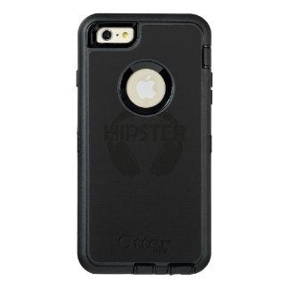 Music Headphones Hipster OtterBox Defender iPhone Case
